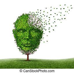 Enfermedad de demencia