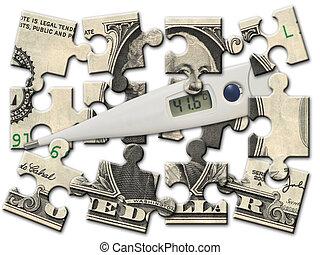 Enfermedad financiera