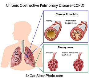 Enfermedad pulmonar, eps8