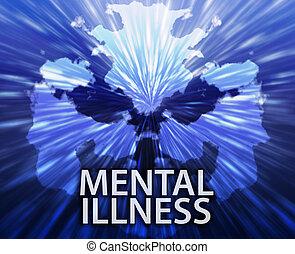 Enfermedades mentales, antecedentes