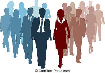 ensamblar, empresa / negocio, solución, competición, equipos, recursos