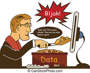 Entrada de datos