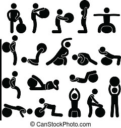 Entrenamiento en el gimnasio
