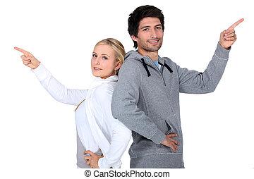 Entrenamiento en pareja