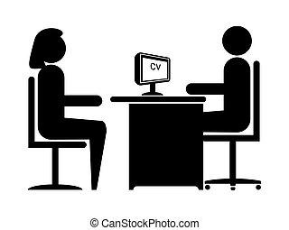 Entrevista de trabajo 2