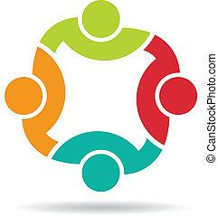 Equipo 4 logo del Congreso.