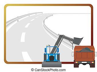 Equipo de construcción de carreteras