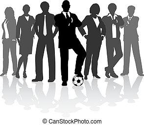 Equipo de fútbol