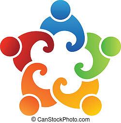 Equipo de la unión 5 logo