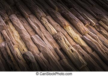 Equipo de madera