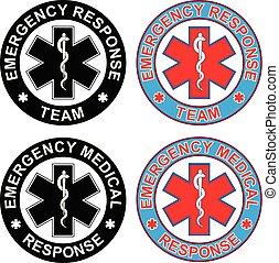 Equipo de respuesta médica de emergencia