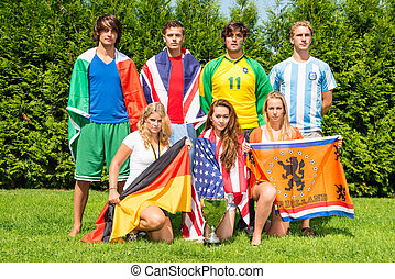 Equipo deportivo internacional