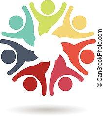 Equipo optimista, logotipo 7
