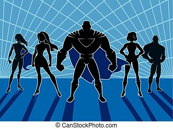 Equipo Superhéroe 2