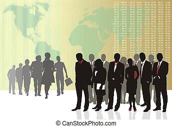 Equipos de negocios