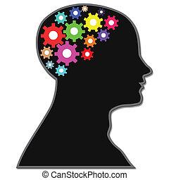 Equipos de proceso cerebral