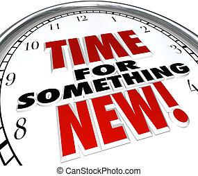 Es hora de cambiar las actualizaciones
