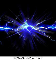 Escalofriante electricidad