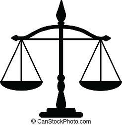 Escamas de justicia
