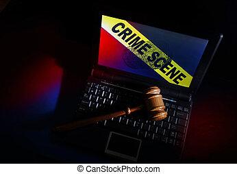 Escena del crimen PC