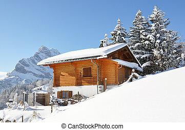 Escenario alpino