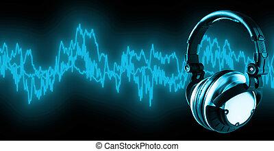 Escuchad la música.