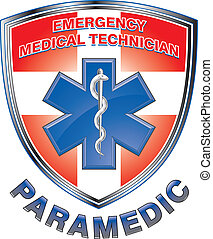 Escudo médico de emergencia