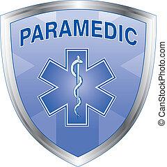 Escudo paramédico