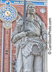 Escultura de Riga de roland 01