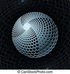 Esfera de gravedad