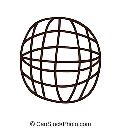Esfera de red global