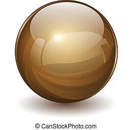 Esfera de vidrio