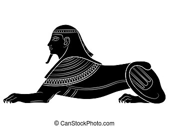 Esfinge, criatura mítica