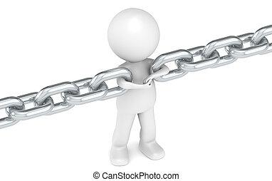 Eslabón de cadena