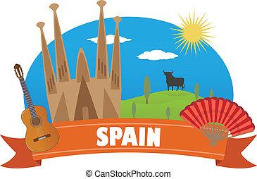 España. Turismo y viajes