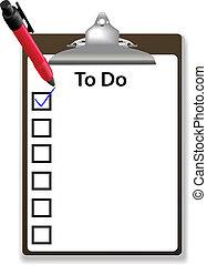 espacio, lista de verificación, marca, portapapeles, copia, cheque