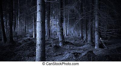 Espantoso bosque