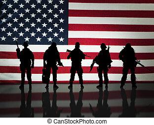 especial, ejército fuerza