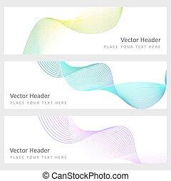 Establezcan un vector abstracto de fondo