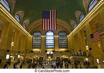 Estación Central Nueva York