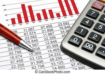 Estadística financiera