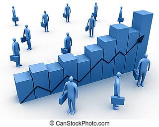 Estadísticas de negocios