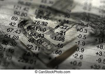 Estadísticas para invertir dinero