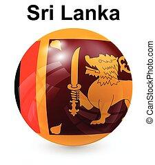 estado, bandera de lanka de sri, funcionario