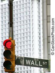 Estados Unidos, Nueva York, Walltreet, Bolsa de Valores