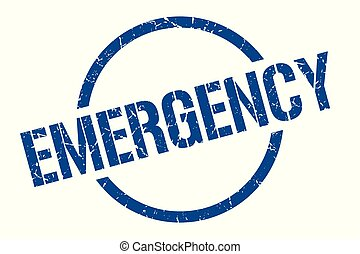 Estampado de emergencia