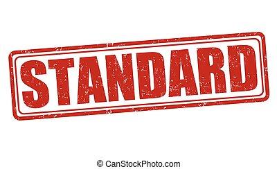 Estampado estándar