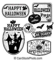 Estampados de Halloween