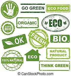 Estampas ecológicas