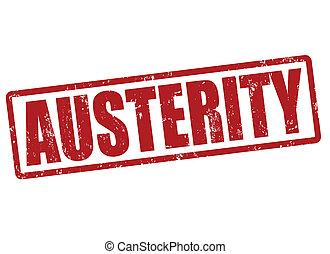 Estampilla de austeridad